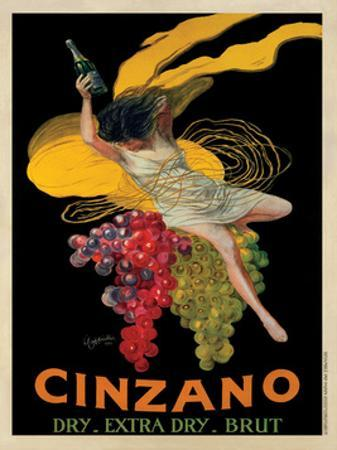 Asti Cinzano, c.1910 by Leonetto Cappiello