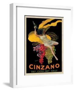 Asti Cinzano, c.1920 by Leonetto Cappiello