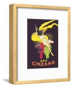 Asti Cinzano by Leonetto Cappiello