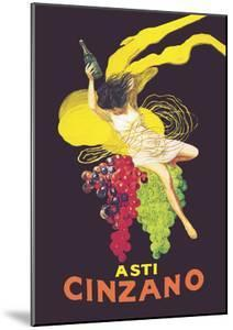 Asti Cinzano by Leonetto Cappiello