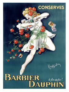 Barbier Dauphin by Leonetto Cappiello