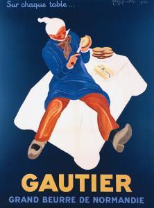 Beurre Gautier by Leonetto Cappiello