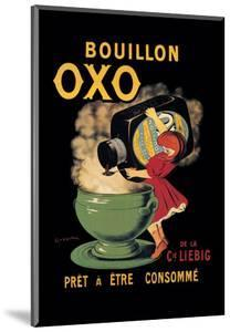 Bouillon Oxo by Leonetto Cappiello