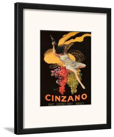 Cinzano by Leonetto Cappiello