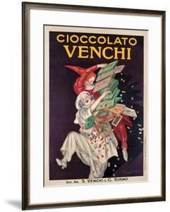 Cioccolato Venchi by Leonetto Cappiello