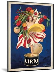 Cirio by Leonetto Cappiello