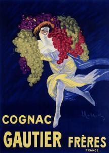 Cognac Gautier by Leonetto Cappiello
