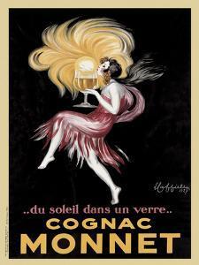 Cognac Monnet, 1927 by Leonetto Cappiello