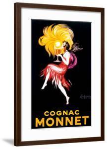 Cognac Monnet by Leonetto Cappiello