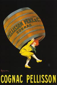 Cognac Pellison by Leonetto Cappiello