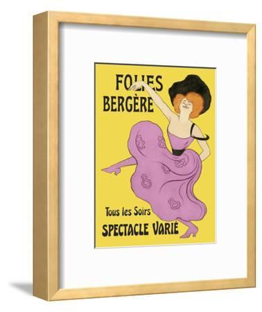 Folies-Bergere, 1900
