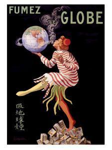 Fumez le Globe by Leonetto Cappiello