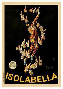 Isolabella 1910 by Leonetto Cappiello