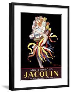 Les Bonbons Jacquin by Leonetto Cappiello