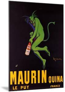 Maurin Quinquina by Leonetto Cappiello