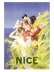 Nice by Leonetto Cappiello