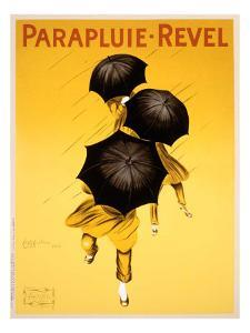 Parapluie-Revel, c.1922 by Leonetto Cappiello