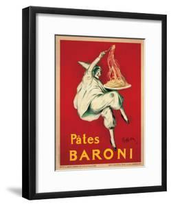 Pates Baroni, c.1921 by Leonetto Cappiello