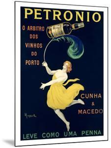 Petronio Porto by Leonetto Cappiello
