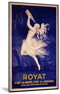 Royat by Leonetto Cappiello