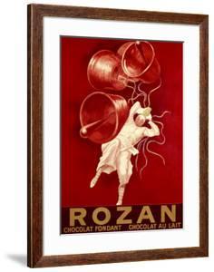 Rozan Chocolat by Leonetto Cappiello