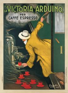 Victoria Arduino, 1922 by Leonetto Cappiello