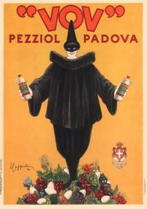 Vov Pezziol by Leonetto Cappiello