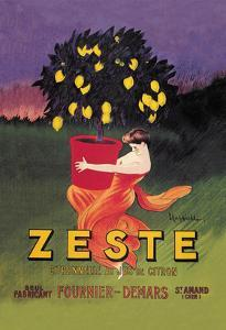 Zeste by Leonetto Cappiello
