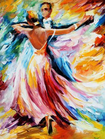 Dance Waltz by Leonid Afremov