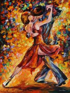 In the Rhythm of Tango by Leonid Afremov