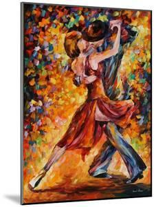 In the Rhythm of Tango by Leonid Afremov