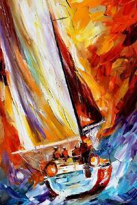 Into The Sea by Leonid Afremov