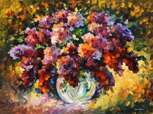 Spring Lilac by Leonid Afremov