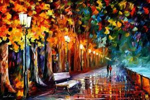 Way To Home by Leonid Afremov