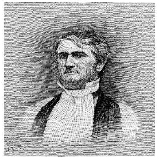 Leonidas Polk, American Cleric and Soldier--Giclee Print