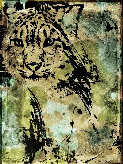 Leopard Ink-Color Bakery-Giclee Print