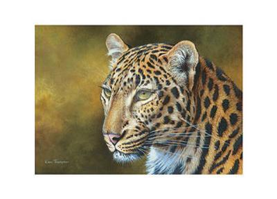 Leopard-Kim Thompson-Art Print