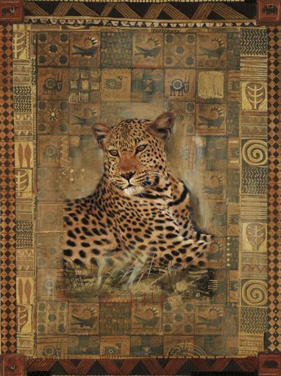 Leopard-Rob Hefferan-Art Print