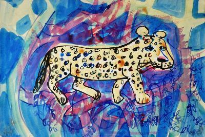 Leopard-Brenda Brin Booker-Giclee Print