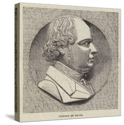Leopold De Meyer