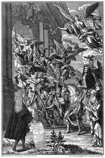 Leopold I, Holy Roman Emperor--Giclee Print