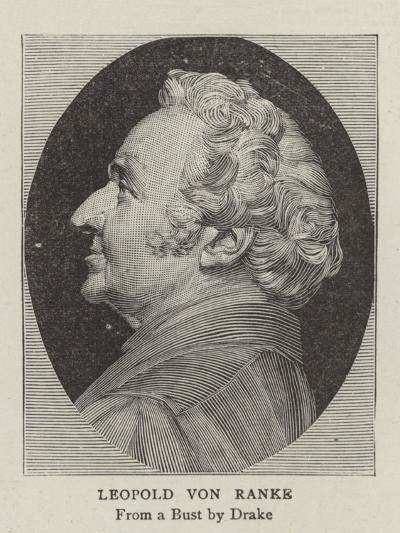 Leopold Von Ranke--Giclee Print