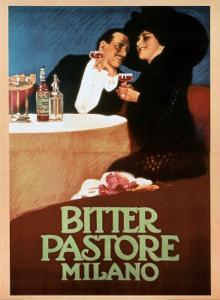 Bitter Pastore by Leopoldo Metlicovitz