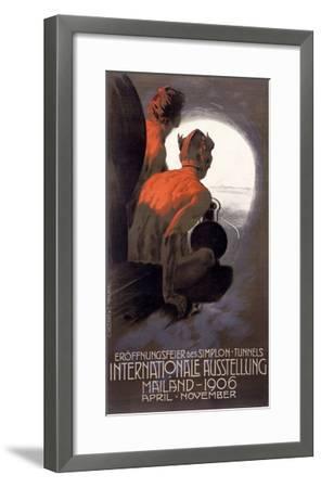 International Ausstellung Mailand
