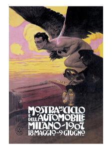 Monstra Del Ciclo by Leopoldo Metlicovitz