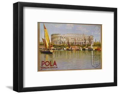 Pola Venezia Giulia Poster