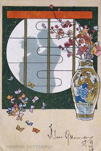 Postcard by Leopoldo Metlicovitz