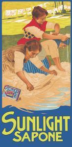 Sunlight Soap (Sapone) by Leopoldo Metlicovitz