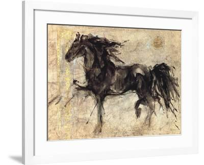 Lepa Zena-Marta Gottfried-Framed Art Print