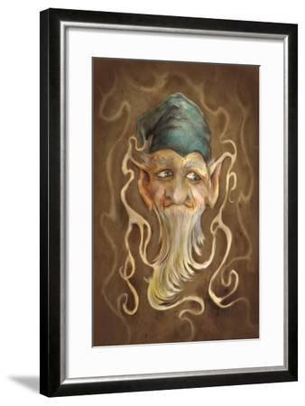 Leprechaun Artistic Tribute 8x10 Art Print